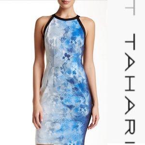 T TAHARI Carly Dress (NWOT)
